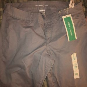 Old Navy size 10 pixie wants with tags never worn